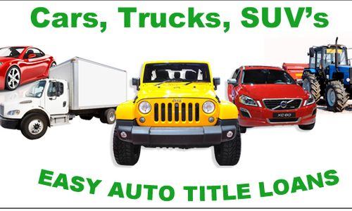 How to Get 18 Wheeler Car Title Loan near me